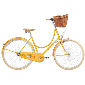 Creme Holymoly Solo City Bike Women yellow